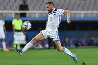 Edin Visca of Bosnia during the Uefa Nation League Group Stage A1 football match between Italy and Bosnia at Artemio Franchi Stadium in Firenze (Italy), September, 4, 2020. Photo Massimo Insabato / Insidefoto
