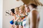 Senmark 40th. Aniversary Fashion Show at Circulo de Bellas Artes in Madrid, Ocotber 15, 2015.<br /> (ALTERPHOTOS/BorjaB.Hojas)