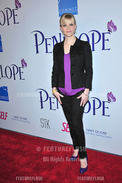 """Reese Witherspoon at the Los Angeles premiere of her new movie """"Penelope"""" at the Directors Guild Theatre, West Hollywood..February 20, 2008  Los Angeles, CA.Picture: Paul Smith / Featureflash"""