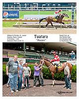 Tuatara winning at Delaware Park on 6/27/13