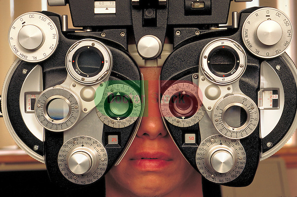 eye examination instrument