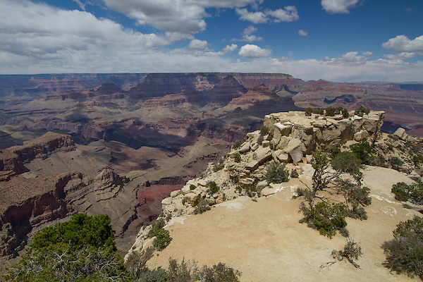 View from Grandview Point, South Rim, Grand Canyon National Park, Arizona. .  John offers private photo tours in Grand Canyon National Park and throughout Arizona, Utah and Colorado. Year-round.