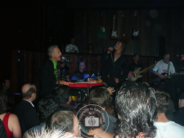 Ray Manzarek of the Doors in Las Vegas in 2009 , Robbie Krieger