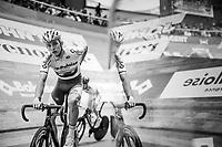 Robbe Ghys (BEL/SportVlaanderen-Baloise)<br /> <br /> Lotto 6daagse Vlaanderen-Gent 2018 / Gent6<br /> day 5