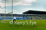 Lorraine Scanlon, Kerry scores a goal in the Lidl Ladies National Football League Division 2A Round 2 at Austin Stack Park, Tralee on Sunday.