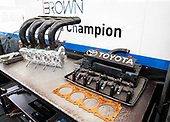 Antron Brown, Matco Tools, top fuel, pits, engine