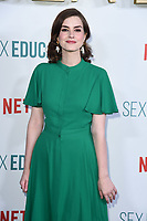 "Laurie Nunn<br /> arriving for the ""Sex Education"" season 2 launch at Genesis Cinema Mile End Road, London.<br /> <br /> ©Ash Knotek  D3547 08/01/2020"