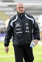 KSV Roeselare : trainer Dennis Van Wijk..foto VDB / BART VANDENBROUCKE