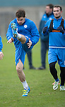 St Johnstone Training…30.12.16<br />Paul Paton pictured during training this morning ahead of tomorrow's game against Dundee<br />Picture by Graeme Hart.<br />Copyright Perthshire Picture Agency<br />Tel: 01738 623350  Mobile: 07990 594431