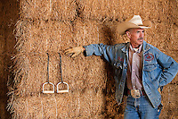 Cowboy rancher