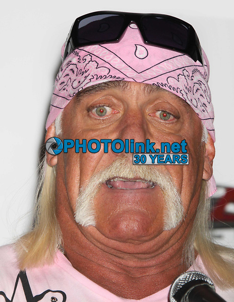 Hulk Hogan, 2009, Photo By John Barrett/PHOTOlink