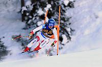 19th December 2020; Saslong, Val Gardena, Tyrol, Italy; International Ski Federation Alpine Ski World Cup, 2nd Men's Downhill, Val Gardena; Niels Hintermann (SUI)