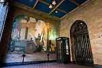 Telephone Building atrium, Denver, Colorado, USA John offers private photo tours of Denver, Boulder and Rocky Mountain National Park.