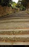 Poggi Stairway Monte alla Croci Florence