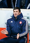St Johnstone v Hamilton Accies....016.01.16  SPFL  McDiarmid Park, Perth<br /> Accies boss Martin Canning<br /> Picture by Graeme Hart.<br /> Copyright Perthshire Picture Agency<br /> Tel: 01738 623350  Mobile: 07990 594431