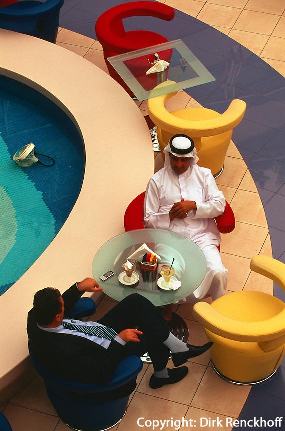 Vereinigte arabische Emirate (VAE, UAE), Abu Dhabi, Einkaufszentrum Marina Mall