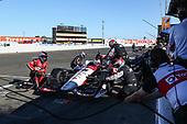 Graham Rahal, Rahal Letterman Lanigan Racing Honda pit stop