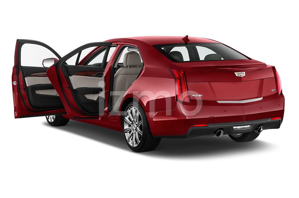 Car images of a 2015 Cadillac ATS 2.5L Standard RWD 4 Door Sedan Doors