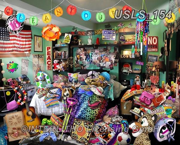 Lori, LANDSCAPES, LANDSCHAFTEN, PAISAJES, paintings+++++Clean Your Room_8_72,USLS154,#l#, EVERYDAY ,puzzle,puzzles