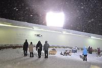 Men's skeleton at Mt. Van Hoevenberg at the 2012 World  Championship near  Lake Placid, New York
