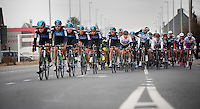 Kuurne-Brussel-Kuurne 2012<br /> Team SKY leadou