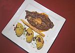 Meat Platter, Pre Vehre Restaurant, Paris, France, Europe