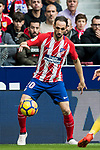 Juan Francisco Torres Belen, Juanfran, of Atletico de Madrid in action during the La Liga 2017-18 match between Atletico de Madrid and UD Las Palmas at Wanda Metropolitano on January 28 2018 in Madrid, Spain. Photo by Diego Souto / Power Sport Images