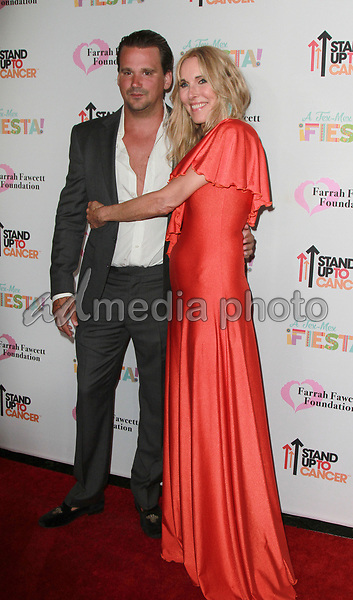 9 September 2017 - Sean Stewart, Alana Stewart attend Farrah Fawcett Foundation's 'Tex-Mex Fiesta' event honoring Stand Up To Cancer at the Wallis Annenberg Center for the Performing Arts . Photo Credit: Theresa Bouche/AdMedia