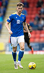 St Johnstone v Motherwell…08.08.21  McDiarmid Park<br />Jamie McCart<br />Picture by Graeme Hart.<br />Copyright Perthshire Picture Agency<br />Tel: 01738 623350  Mobile: 07990 594431