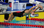 Wales' Georgia Davies competes in the women's 100m backstroke final when she finished second<br /> <br /> Photographer Chris Vaughan/Sportingwales<br /> <br /> 20th Commonwealth Games - Day 3 - Saturday 26th July 2014 - Swimming - Tollcross International Swimming Centre - Glasgow - UK