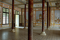 Mandarinhalle in Zitadelle in Hue, Vietnam, Unesco-Weltkulturerbe