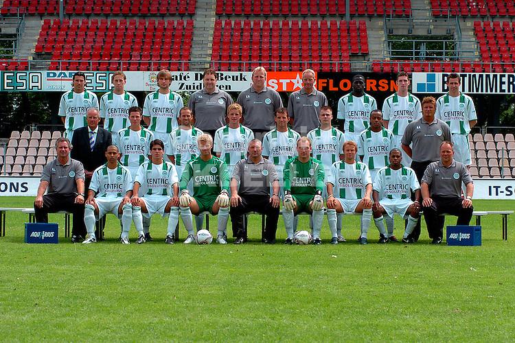 fc groningen seizoen 2005-2006