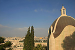 Dominus Flevit Church on the Mount of Olives