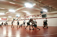 STANFORD, CA - SEPTEMBER 22:  The Weintz Wrestling Room facility in the Arrillaga Family Sports Center on September 22, 2008 in Stanford, CA.