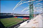Selhurst Park, home of Crystal Palace FC. Photo by Tony Davis