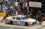 NASCAR Xfinity Series<br /> Hisense 4K TV 300<br /> Charlotte Motor Speedway, Concord, NC USA<br /> Saturday 27 May 2017<br /> Matt Tifft, NBTS BrainTumor.org Toyota Camry<br /> World Copyright: Nigel Kinrade<br /> LAT Images<br /> ref: Digital Image 17CLT2nk06381