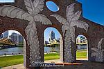 Plaza Lavoro & Mystic Source by 1984 Ned Smyth, Pittsburgh, Pennsylvania