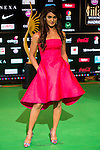 Mukti Mohan attends to the photocall of IIFA Rocks 2016 at Ifema in Madrid. June 24. 2016. (ALTERPHOTOS/Borja B.Hojas)
