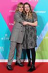 Natalia de Molina and Pilar Palomero attends 23th Malaga Film Festival cocktail party at Circulo de Bellas Artes on March 03, 2020 in Madrid, Spain.(ALTERPHOTOS/ItahisaHernandez)