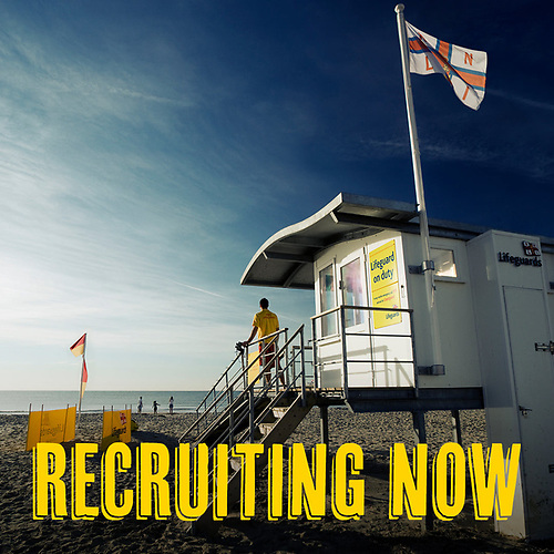 RNLI Lifeguards are recruiting