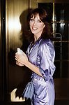 Tanya Roberts on August 1, 1980 in New York City.