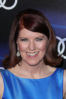 WEST HOLLYWOOD, CA, USA - AUGUST 21: Kate Flannery arrives at the Audi Emmy Week Celebration held at Cecconi's Restaurant on August 21, 2014 in West Hollywood, California, United States. (Photo by Xavier Collin/Celebrity Monitor)