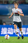 Gianluca Gaudino of Bayern Munich in action during the Bayern Munich vs Guangzhou Evergrande as part of the Bayern Munich Asian Tour 2015  at the Tianhe Sport Centre on 23 July 2015 in Guangzhou, China. Photo by Aitor Alcalde / Power Sport Images