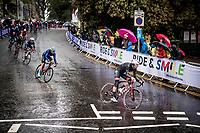 Bauke Mollema  (NED/Trek-Segafredo)<br /> <br /> Elite Men Road Race from Leeds to Harrogate (shortened to 262km)<br /> 2019 UCI Road World Championships Yorkshire (GBR)<br /> <br /> ©kramon