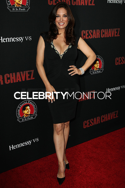 """HOLLYWOOD, LOS ANGELES, CA, USA - MARCH 20: Alex Meneses at the Los Angeles Premiere Of Pantelion Films And Participant Media's """"Cesar Chavez"""" held at TCL Chinese Theatre on March 20, 2014 in Hollywood, Los Angeles, California, United States. (Photo by Celebrity Monitor)"""