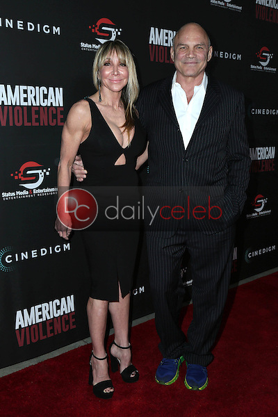 "Patrick Kilpatrick<br /> at the ""American Violence"" World Premiere, Egyptian Theater, Hollywood, CA 01-25-17<br /> David Edwards/DailyCeleb.com 818-249-4998"