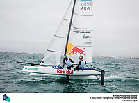 From the 30th of March to the 7th of April the bay of Palma in Mallorca (Spain) hosts the 49th Trofeo Princesa Sofia Iberostar, one of the most important Olympic sailing regatta in the world. Around 1,200 sailors from 64 nations take part in the event this year, in the largest edition in history. Image free of rights for editorial use. © Jesús Renedo / Trofeo Princesa Sofía Iberostar