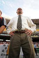 DC United coach Tom Soehn.  DC United tied Real Salt Lake 0-0 at  RFK Stadium, Saturday May 23, 2009.