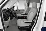 Front seat view of 2020 Volkswagen Grand-California 600 4 Door Refrigerated Van Front Seat  car photos