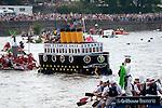 210713 Mumbles RNLI raft race